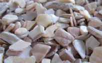 Mother of Pearl Shell Chippings 14mm